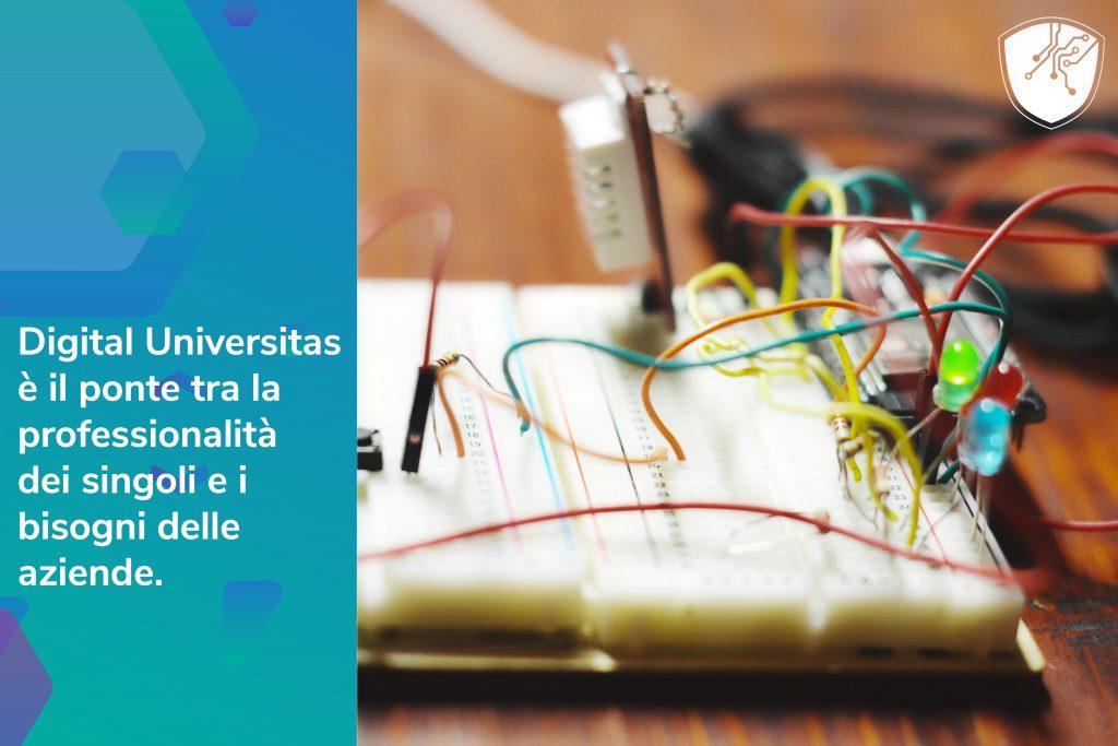 Digital Universitas mentoring e trasformazione digitale