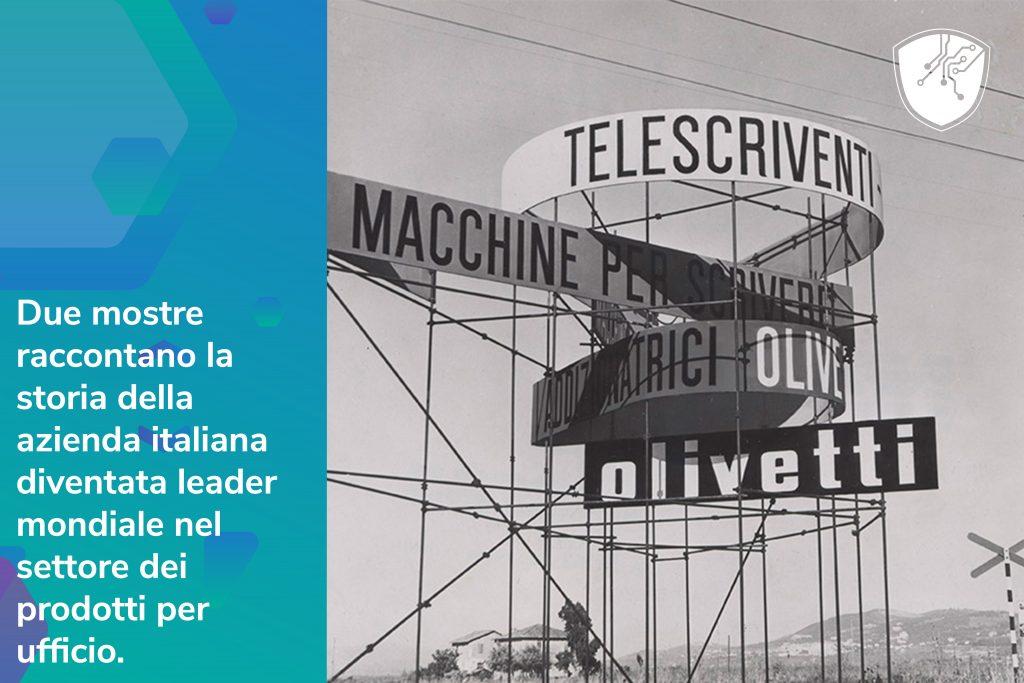 Olivetti e Superpartes, la Fondazione Adriano Olivetti sostiene Olivetti Day