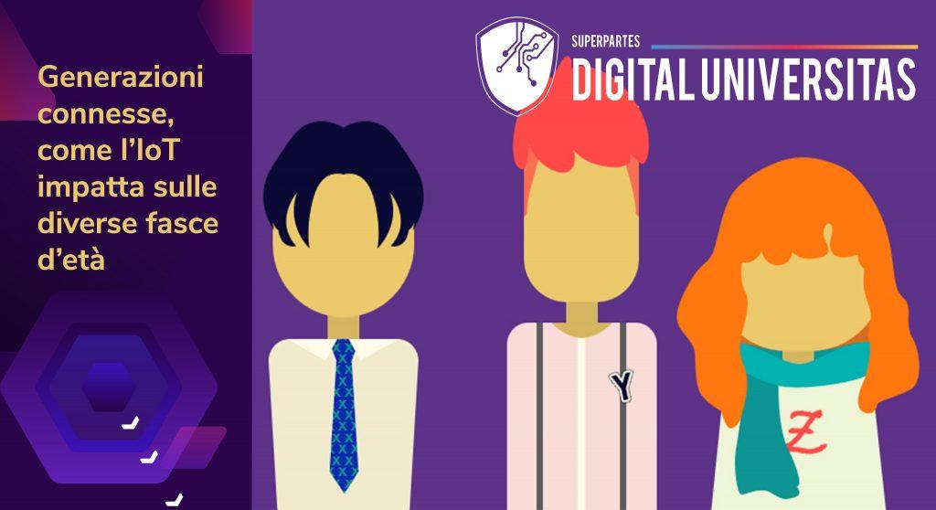 Generazioni connesse e IoT