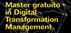 Master in Digital Transformation Management